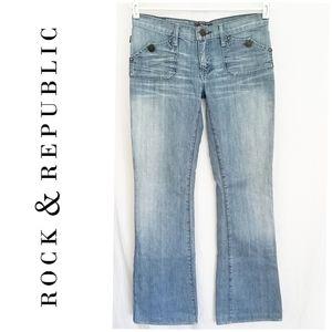 Rock & Republic KISS Jeans